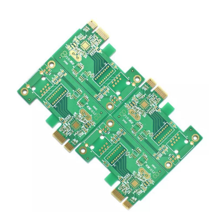 Smart Electronics ~ เซินเจิ้น 8 ชั้น Gold Finger PCB ผลิต PCB Manufacturing,พิมพ์ Circuit Board