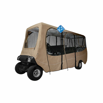 Professional factory supply new design golf cart enclosure cover