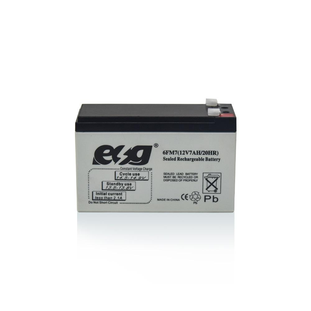 as 7.5ah 3 x 12V 7AH VRLA Rechargable ELECTRIC BIKE BATTERIES
