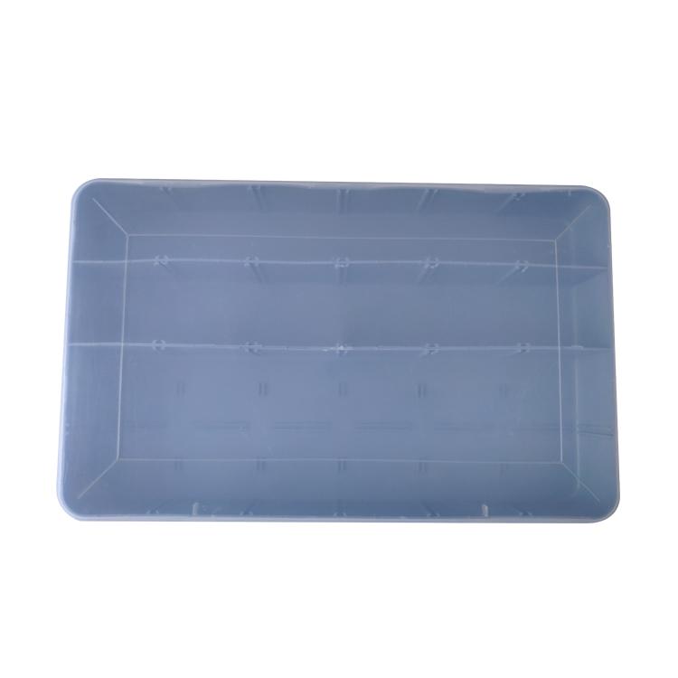 Factory PP Box Wholesale Transparent Plastic Box Environmental Material Multiple Specifications Plastic Box