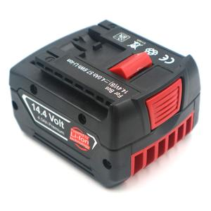 14.4V 3.0Ah replacement Li-Ion Power Tool Battery for Boschs Cordless Drill 2 607 336 078 2 607 336 224 BAT607 BAT614