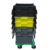 50kgs Stackable Storage Damp Proof Plastic Boxes