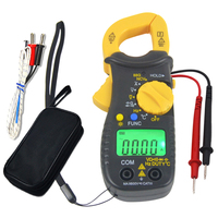 88G Multifunction Over Load Protect Taster LCD Digital Display Date Hold Multimeter Detector Tester Clamp Meter