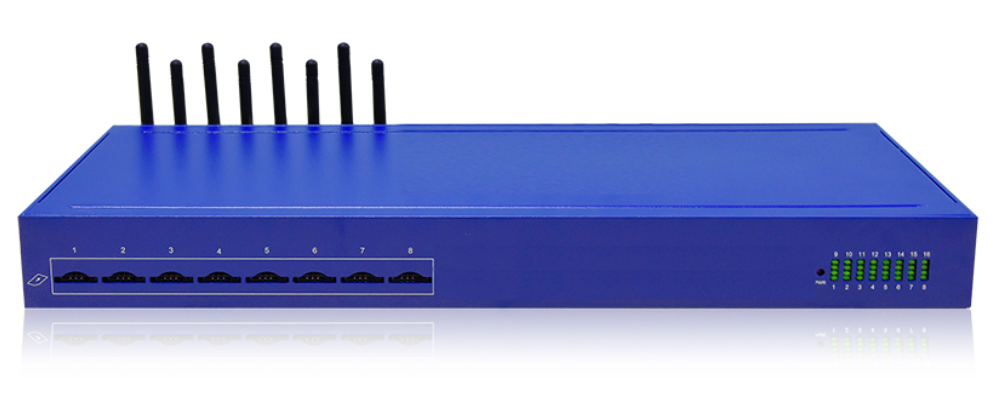 4G LTE SMS  Gateway API HTTP SK8-8 SMS Gateway 8 Ports Bulk SMS Modem Receiving Message Device