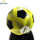 Price Cheap Plastic Football Thermal Bonded Soccer Ball Official Ball