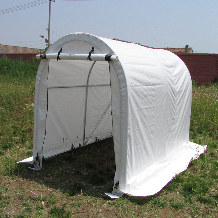 SS-508 W5' x L8' x H6' hot sale motorcycle shed