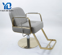 Hot sale factory direct gold frame Antique styling chair