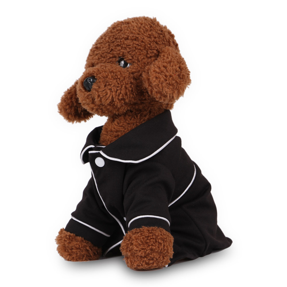 Wholesale Beautiful Dog Shirt Coat Luxury Winter Dogs Pet Clothes Pajamas For Small and Medium Dogs