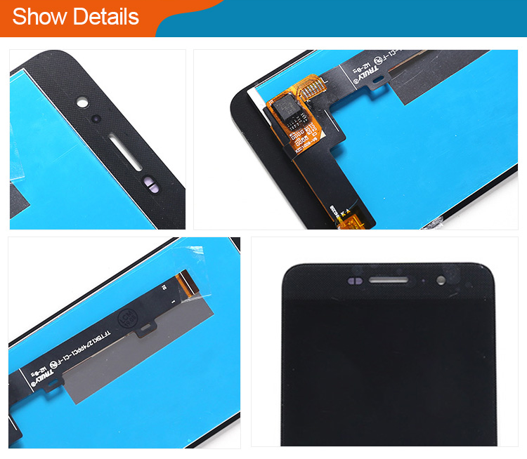 6 Months warranty high quality new lcd screen display for huawei y6 pro lcd touch screen display assembly