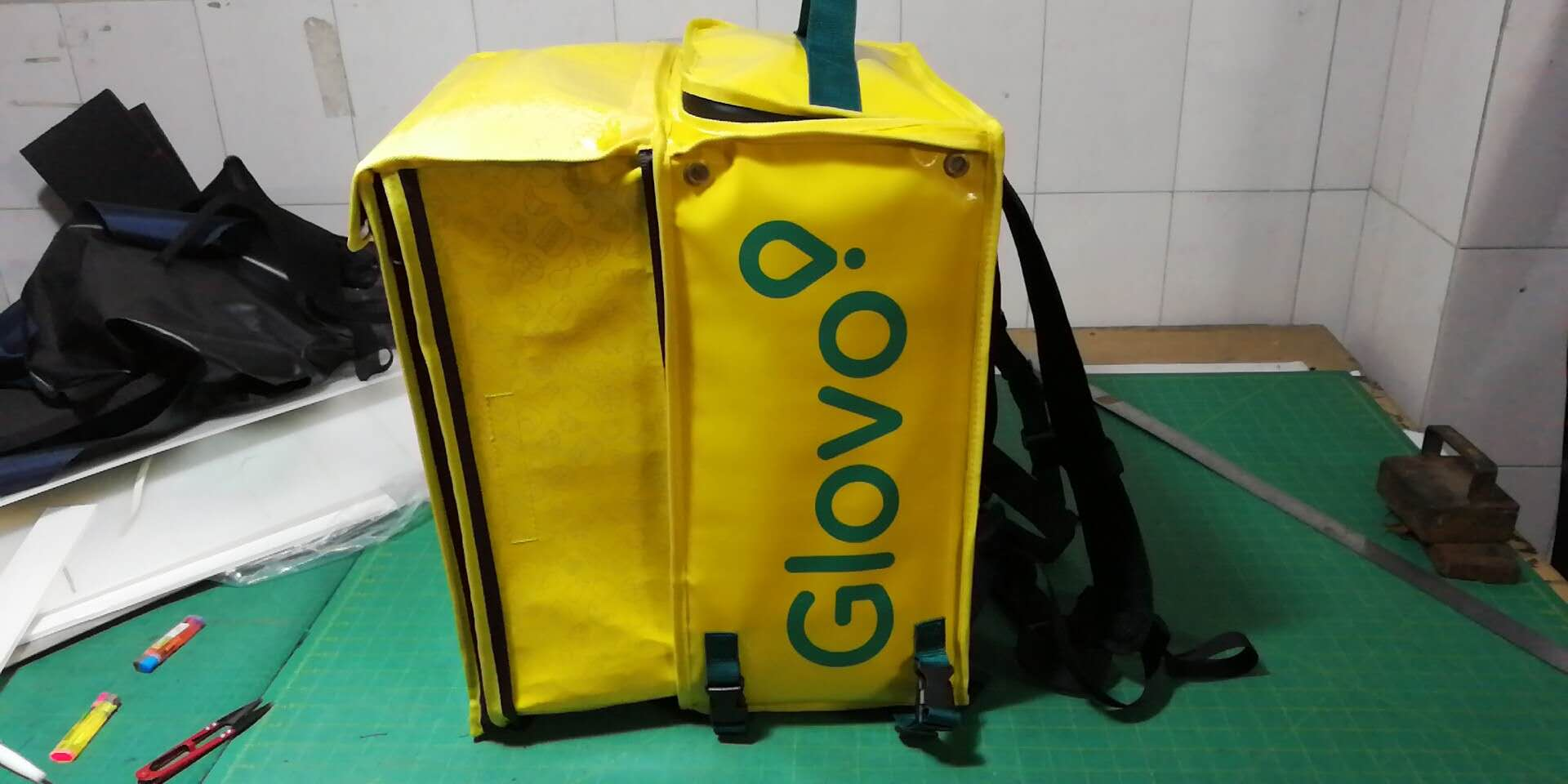 Delivery Bags for Hot Warmer Bag Foodservice Insulated food delivery backpack bags