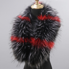 Leather Fur Faux Fur Collar Suede Leather Shawl Women Jacket Coat Faux Fox Fur Collar Sweater
