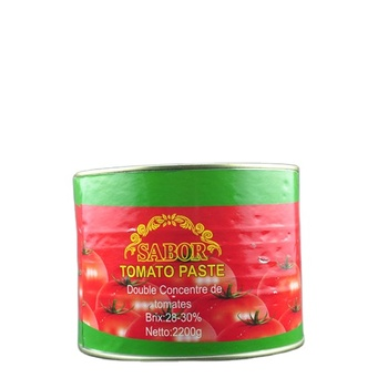 70g/tin Wholesale tinned canned tomato paste
