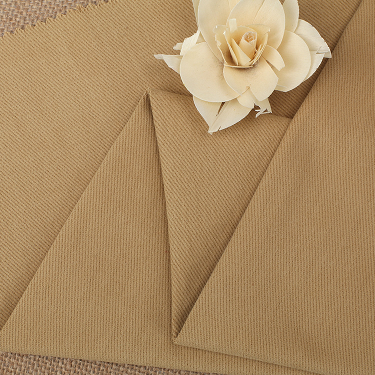 7s*7s 68*39 brushed cotton snowflake cashmere fabric