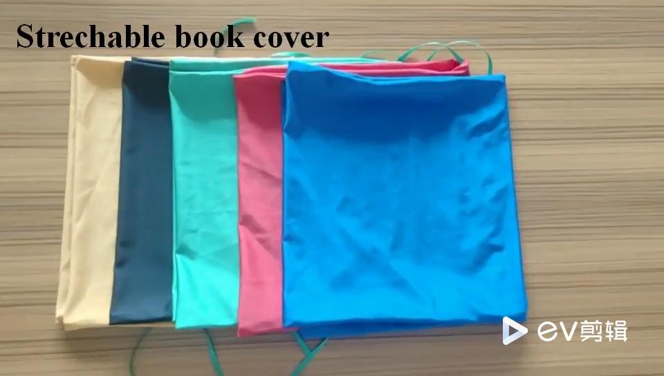 맞춤형 패턴 프로모션 아마존 핫 세일 Stretchable 책 양장본 교과서