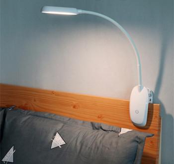 Serpent Flexible Sans Fil Rechargeable Led Lecture Lampe Avec Pince Lampe De Lecture De Chevet Buy Lampe De Lecture Led Lampe De Lecture à Piles Led