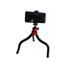 Peso ligero portátil pulpo flexibles <span class=keywords><strong>Video</strong></span> Mini trípode para Smartphone y <span class=keywords><strong>cámara</strong></span> Digital