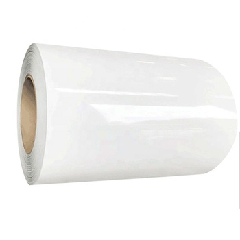 Color Coated Painted Metal Roll Prepainted Coil Galvanized Zinc Coating PPGI PPGL Sheet Coil