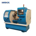 Horizontal vehicle equipment diamond cutting rim repair lathe machine with cnc system for hot sale AWR2840