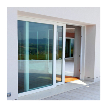 OEM customized exterior pvc upvc sliding doors and windows