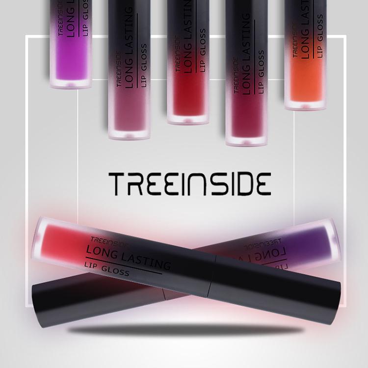 Professionelle Make-Up Lippenstift Feuchtigkeitsspendende Langlebig Wasserdicht Creme Vegan Make-Up Lip Gloss