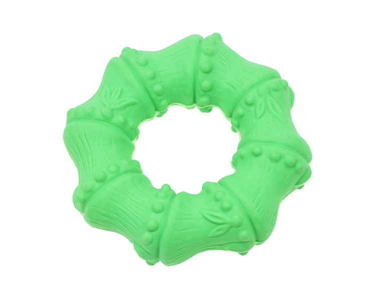 High quality rubber chewy dog gum environmental protection toys, for your cleaning service wholesale toys, rubber dog toys manuf