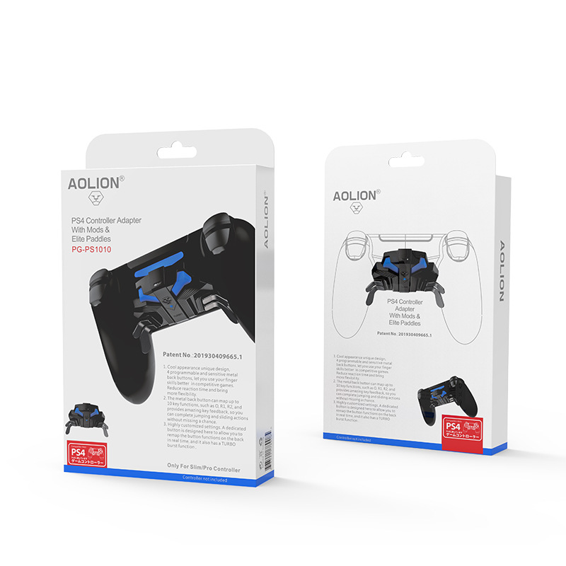 Belt Road 2020 latest style PS4 Elite Controller Back Button Attachment For PlayStation 4 controller