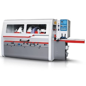 5 Spindle 4 Four Side Moulder Machine used for Cutting 140mm thickness