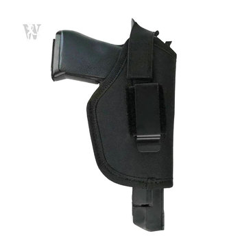 Top Quality Cheap Price Military Tactical Case Gun Carry Case Pistol Holster With 600D Waterproof Nylon