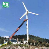 FD7.8 10kw hybrid system ac synchronous wind power generation turbina eolica solar energy products portable generator