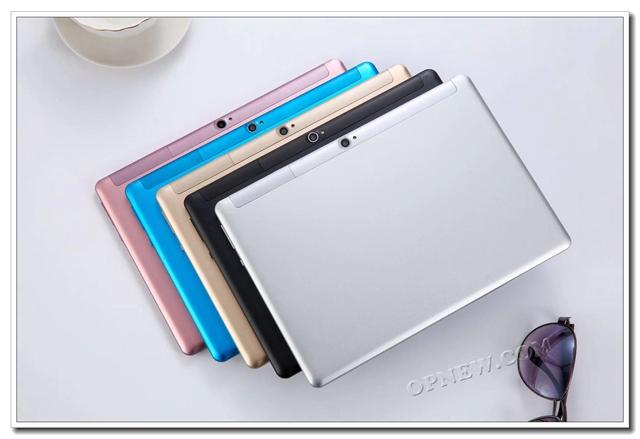 חדש 10 אינץ סופר רזה tablet עם כרטיס ה-sim שיחת טלפון טבליות