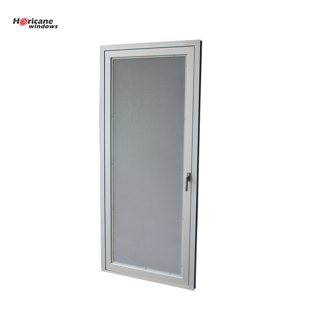 Aluminum Hinged Doors with Stainless Still Net