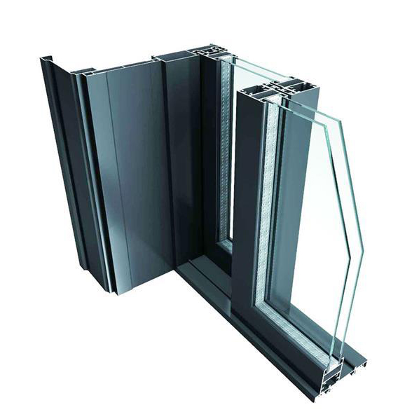 Best price aluminium extrusion profiles accessories windows and doors sliding window glass door frame
