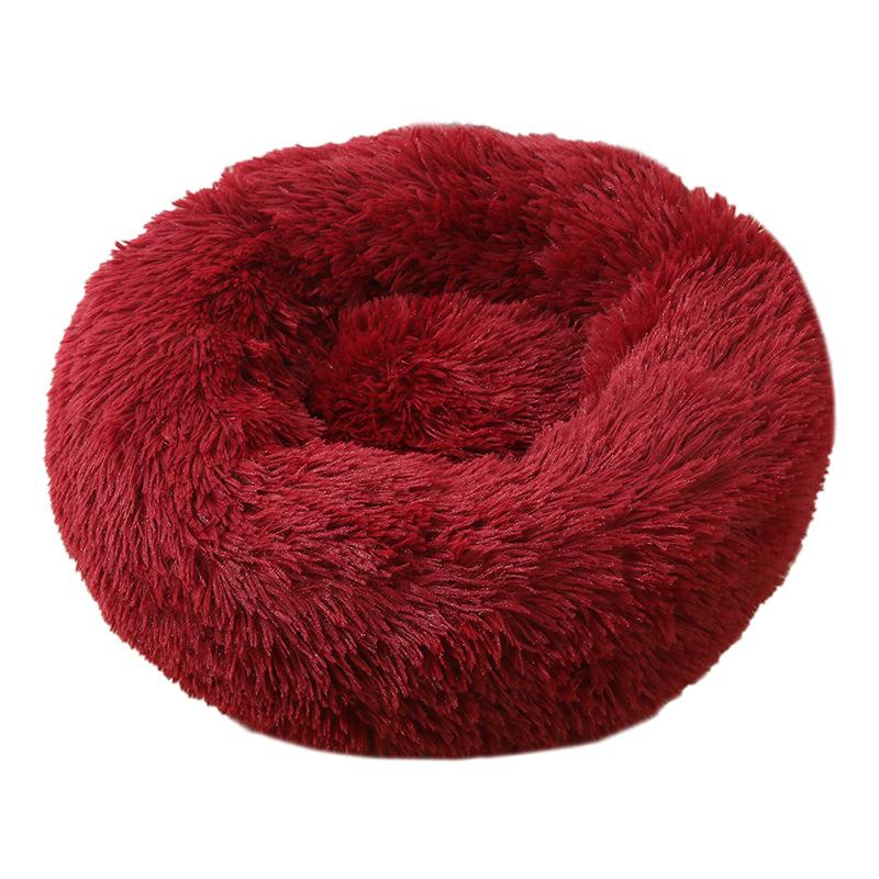 Ronda relajarse sofá diseño simple para gato alfombra muebles de gato perrera perro alfombra perro almohada casa