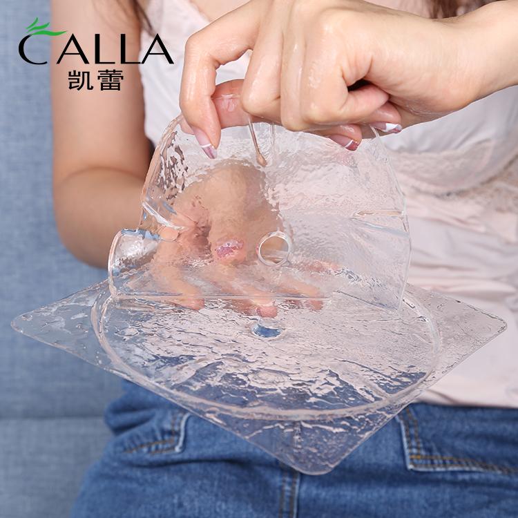 korea gold collagen antiwrinkle breast mask oem