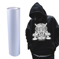 Jiabao wholesale silver reflective heat transfer vinyl film for clothing