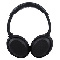 New products high sound quality active noise cancelling wireless headphones hifi factory wholesales