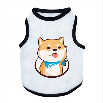 High Quality Summer Pet Dog Cooling Coat Jacket Hot Style Pet Clothes T-shirt Vest Hunting