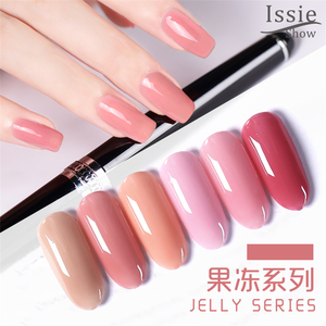 China suppliers Nail Art Paint OEM/ODM custom Jelly Color Gel Nail Polish
