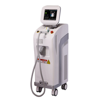 Three wavelengths 808 755 1064 diode laser hair removal machine price