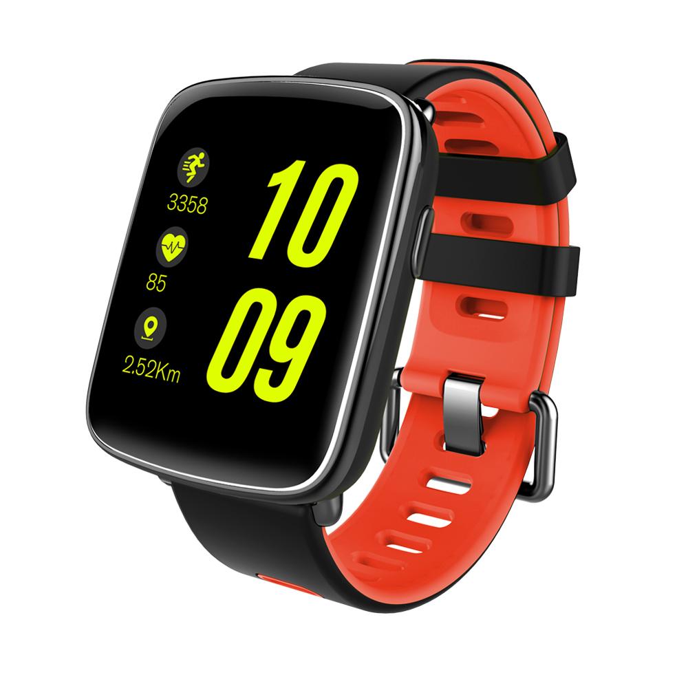 Waterproof ip68 Sport Swimming Gps Gv68 Smartwatch For Senior