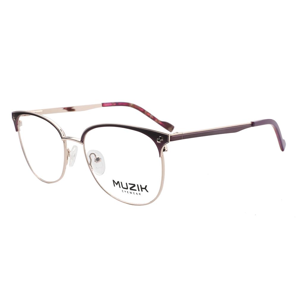 ML0270 best linhai round metal frame reading glasses
