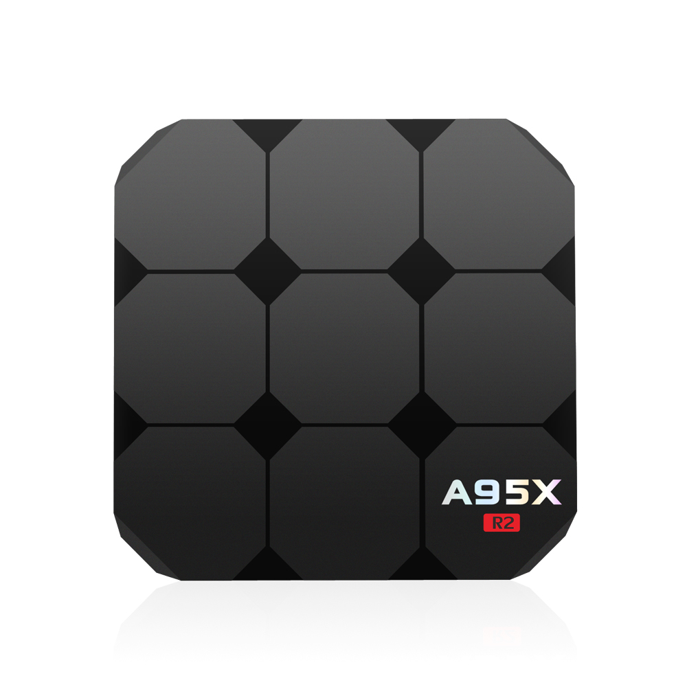 Cheapest Android TV Box A95X R2 S905W 1/2GB RAM 8/16GB ROM 4K Streaming TV Box Smart for Indian Market, N/a
