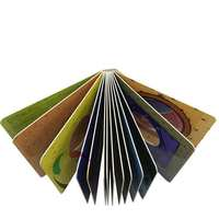 More customers prefer color hardcover binding cheap book printing