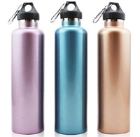 Private label Stainless Steel Thermos 1000ml water bottle