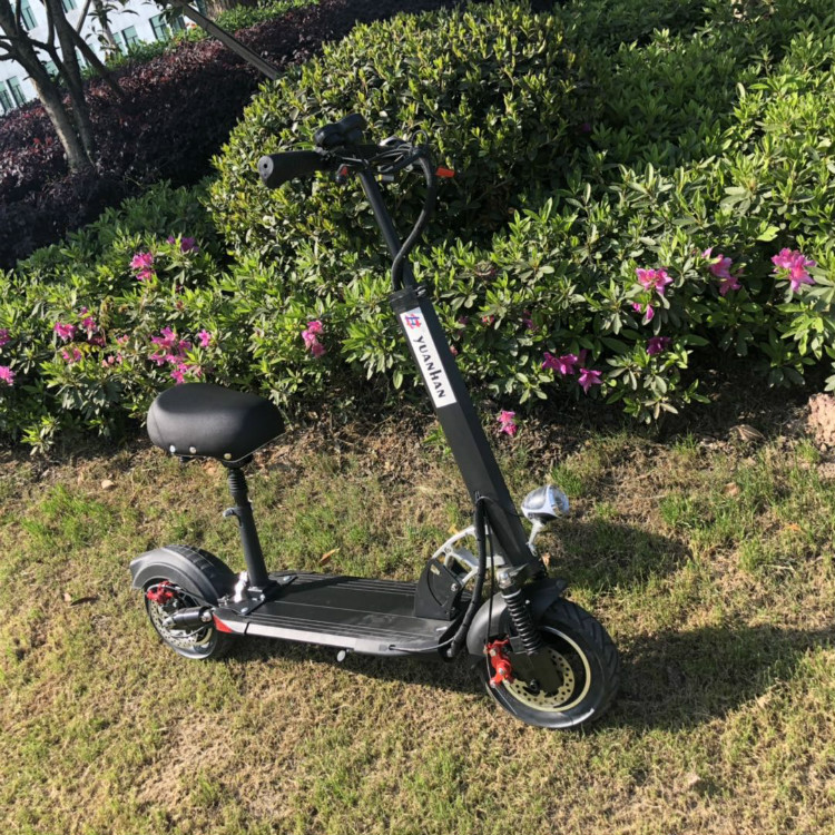 Newest Design 10Inch 350W Foldable Better Self Balance Mobility Electric Scooter Adult, Black;white