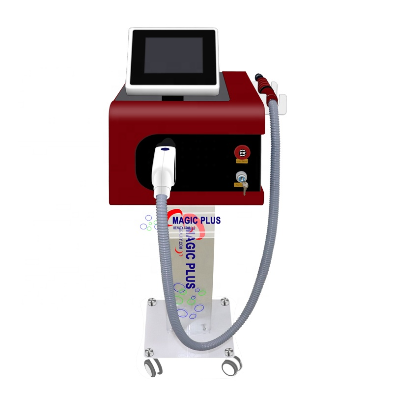 A0505 Desk Top Tattoo Removal Freckle Pico Second Q Switched Nd Yag Laser / pico laser projector фото