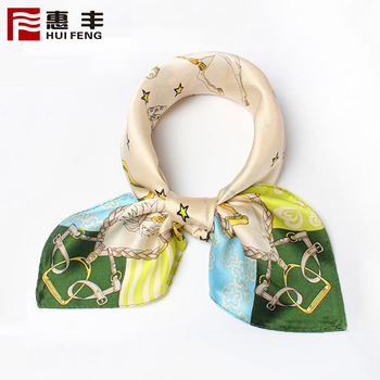 China Manufacturer Promotional Low Price Silk Brocade Scarf ,The Silk Scarf