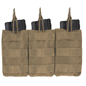 Tactical Molle M4 90-Round Triple Mag Pouch Gun Pouch magazine pouch