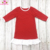 Wholesale Christmas red stripe green neck Baby boutique dresses baby clothing manufacturing party frock frill dresses image