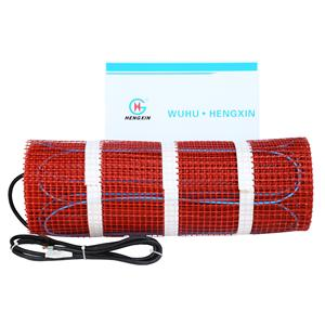 150W/m2 High Technological Properties Usb Pvc Soft Insulation Heating Mat